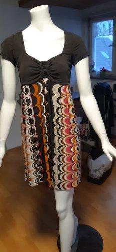 Ana Alcazar Tunic Dress multicolored