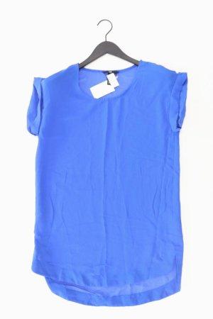 Tunique de plage bleu-bleu fluo-bleu foncé-bleu azur polyester