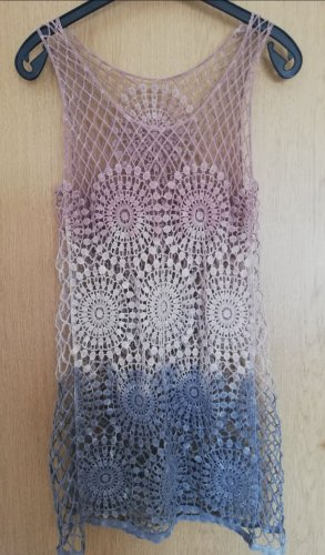 Deerberg Haut en crochet multicolore