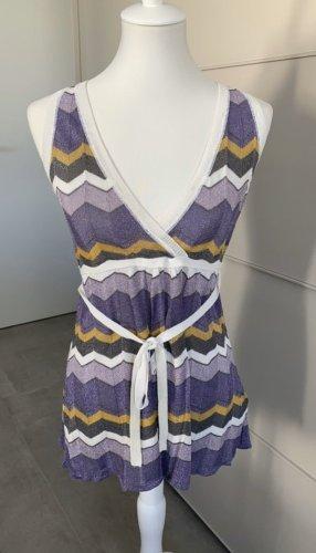 Hallhuber Empire Waist Shirt multicolored
