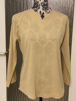 Casacca crema-giallo chiaro