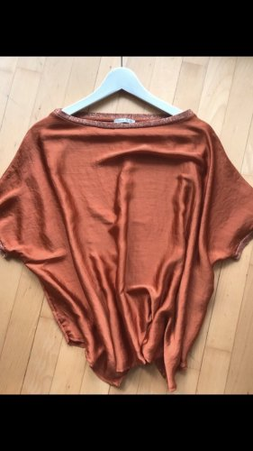 Zara Tunic russet-gold-colored