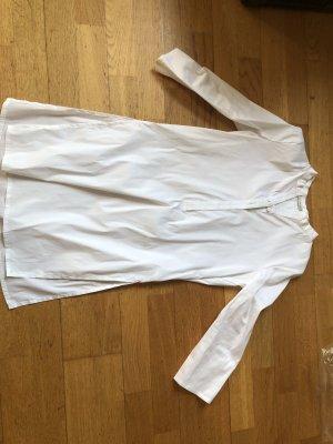 Sukienka tunika biały Bawełna