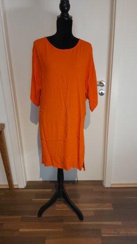 H&M Tunic Dress orange