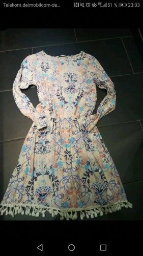 Reken Maar Vestido tipo túnica multicolor