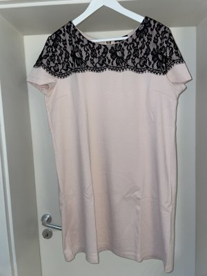 H&M Tuniek rosé-zwart