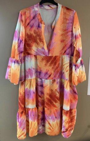 Tunika Kleid kurz batik gr 36/38