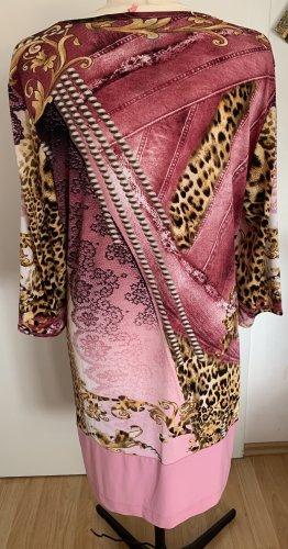 Lavelle Robe tunique multicolore