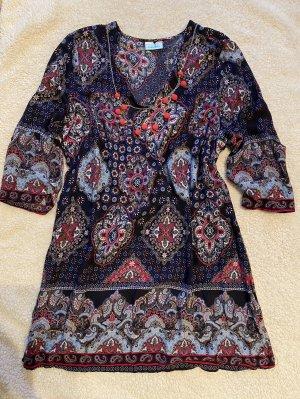 Tunika,Kleid mit Kette C&A 46