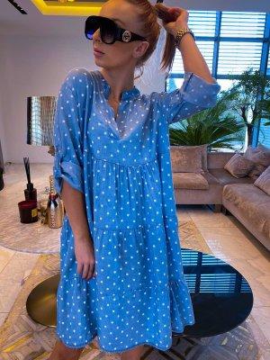Tunic Dress blue