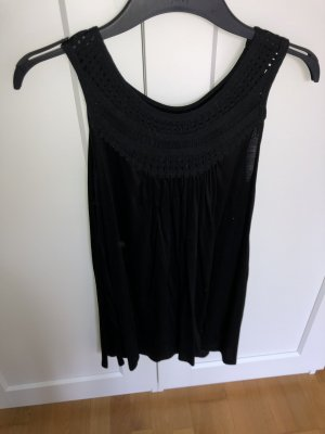 Tunika Kleid  schwarz