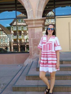 Tunika Kleid Tunikakleid Hippie Boho Ethno Ibiza