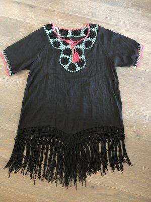 Ohne Tunic Dress black viscose