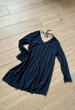 American Vintage Sukienka tunika petrol