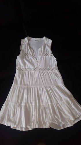 Lascana Robe tunique blanc