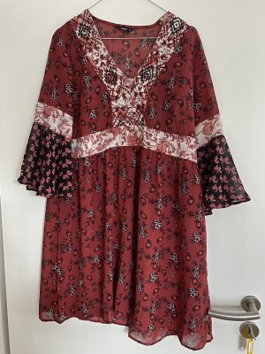 Only Tunic Dress multicolored polyester