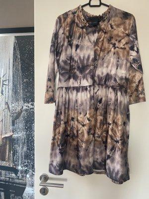 One Two Luxzuz Sukienka typu babydoll Wielokolorowy