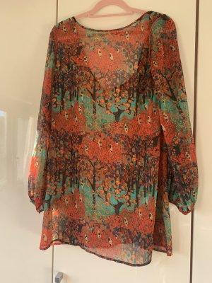 Vero Moda Tunic Blouse multicolored