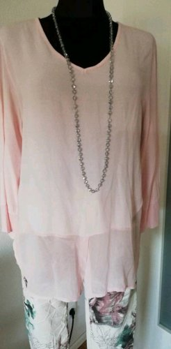 Made in Italy Long Blouse pink