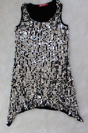 Casacca nero-argento