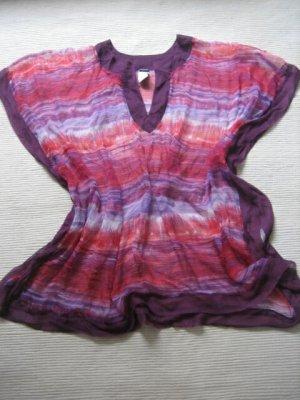 Calzedonia Ropa playera violeta-rosa neón