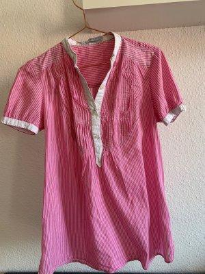 Tunika pink/weiß, TRF (Zara), Größe M