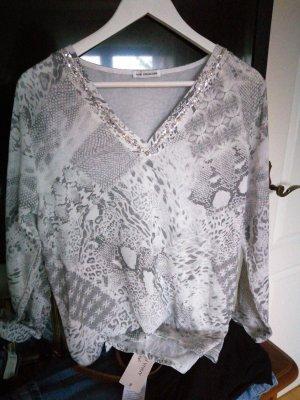 new collection Camicia a tunica grigio chiaro