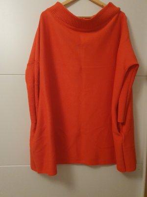 Sweater Dress orange