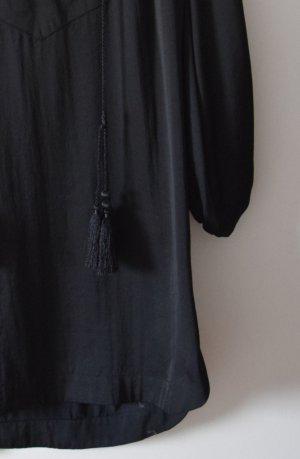 Tunika schwarz - H&M conscious collection