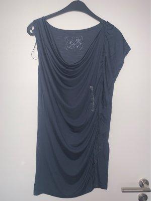 edc Camisa tipo túnica gris antracita