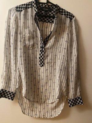 Isabel Marant Zijden blouse veelkleurig