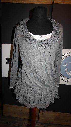 Tunika Shirt Top Longshirt Sweatshirt