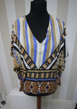 Tunika Shirt Top muster mix