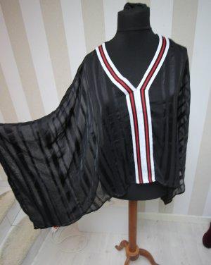 Tunika Shirt Top Streifen chic