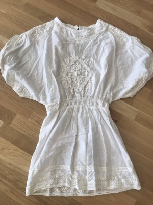 Star mela Beach Dress cream