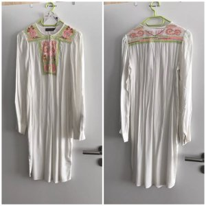 Antik Batik Robe tunique blanc