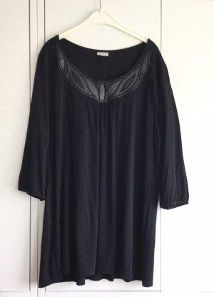 Bon'a Parte Bluzka tunika czarny
