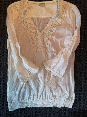 Tunika von esprit gr.36-38 in creme, Shirt, gr.S