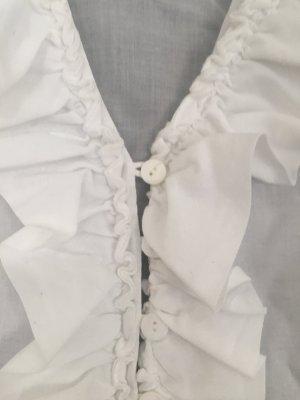 FFC Tunic Blouse white cotton