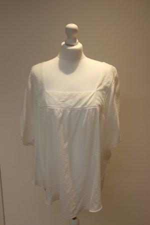 Nolita Tunique-blouse blanc coton