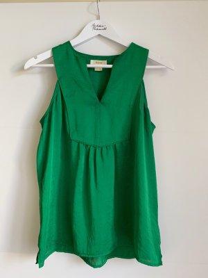 Anthropologie Tunic Blouse green