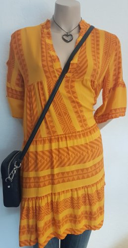 new collection Tunic orange