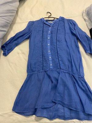 Zara Abito a tunica blu fiordaliso