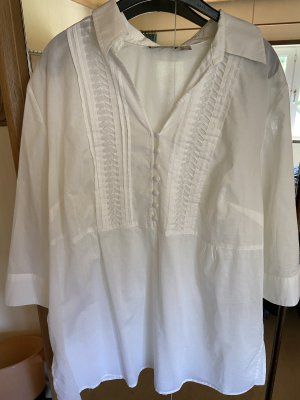 Ambria Selection Blusa a tunica bianco