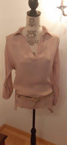 Chilli Blusa a tunica rosa antico