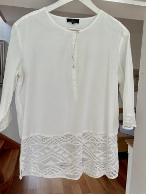 Campus by Marc O'Polo Tunique-blouse blanc coton