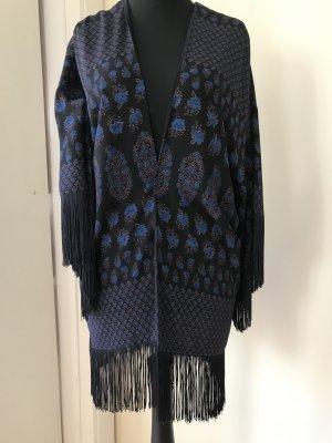 Steffen Schraut Blusa kimono multicolore Poliestere