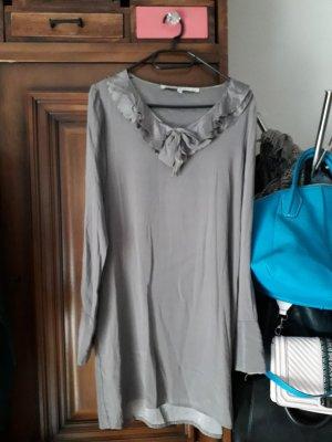 Tunic Dress grey brown