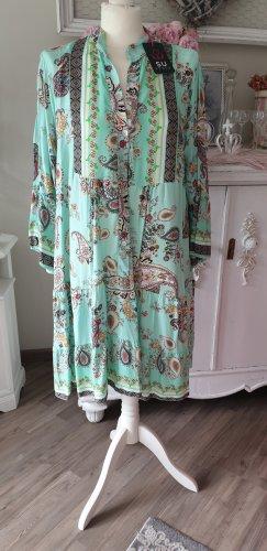 Tunic Dress turquoise
