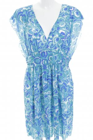 Tunic Dress flower pattern